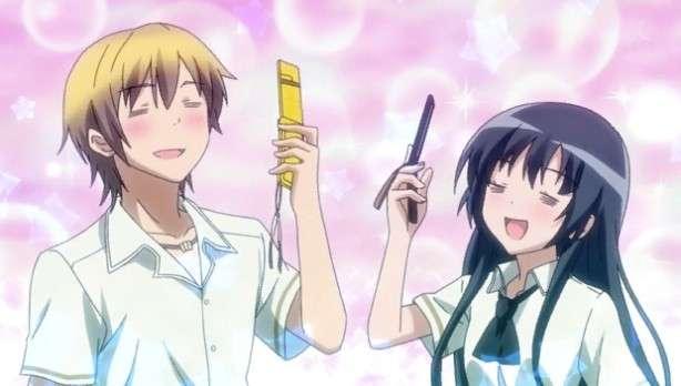 Kodaka And Yozura
