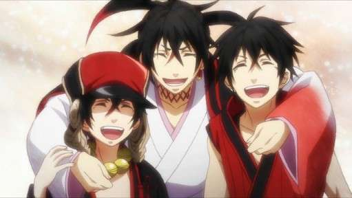 Laughing Under The Clouds Tenka Brothers