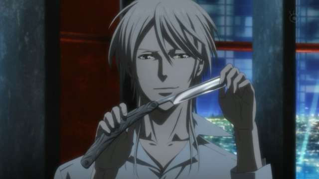 Shogo Makishima From Psycho Pass