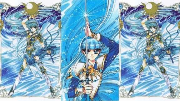 Umi Ryuuzaki With Her Sword 1
