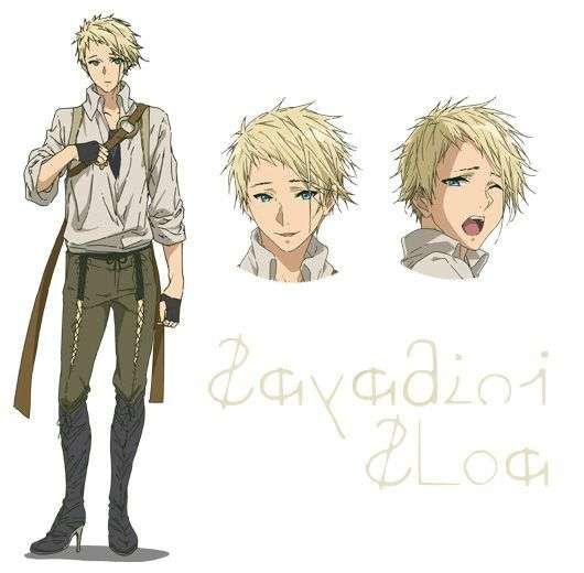 Violet Evergarden Character