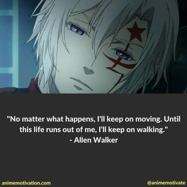 Allen Walker Quotes 1