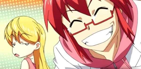 Denpa Kyoushi Anime 1