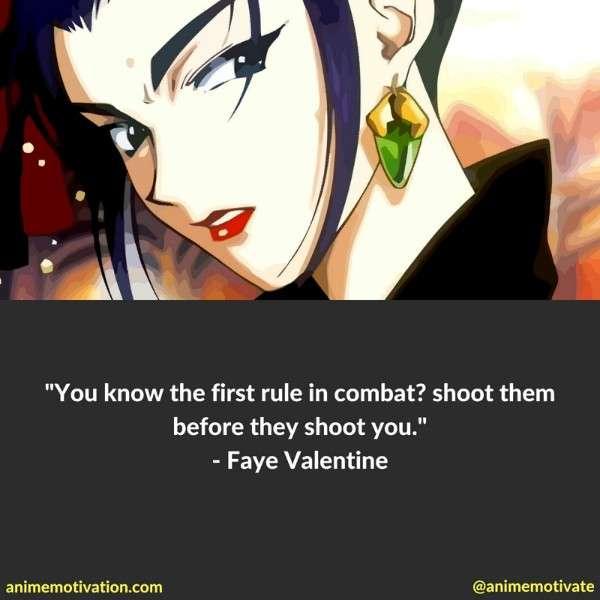Faye Valentine Quotes 3