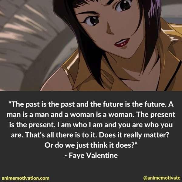 Faye Valentine Quotes 4