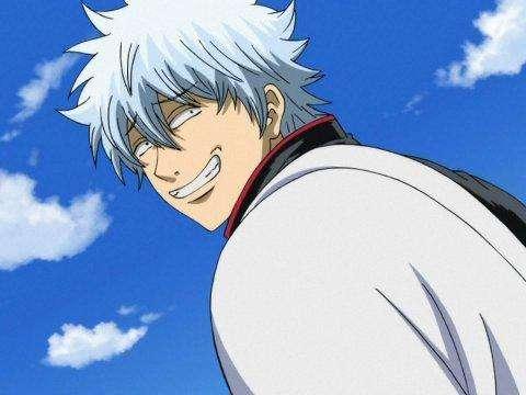 35 Ridiculous Smug Anime Faces That Will Make Your DayGintama Gintoki Past Wallpaper