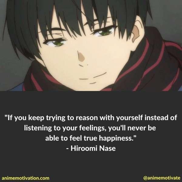 Hiroomi Nase Quotes