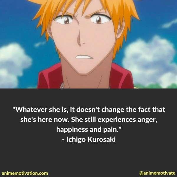 Ichigo Kurosaki Quotes 6