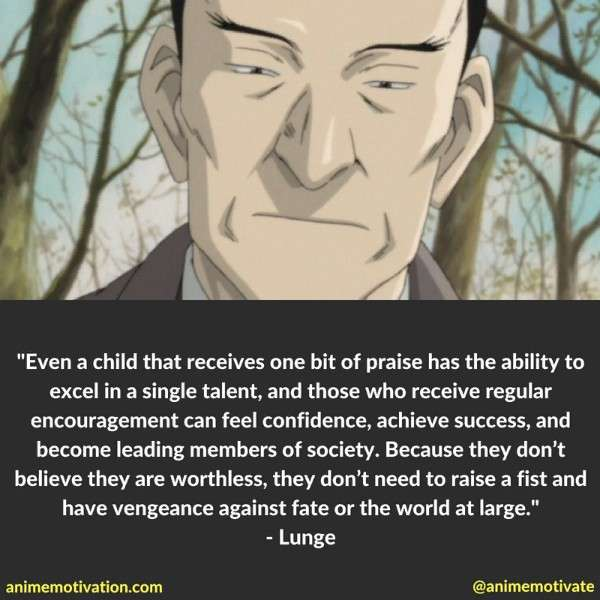Inspector Lunge Quotes