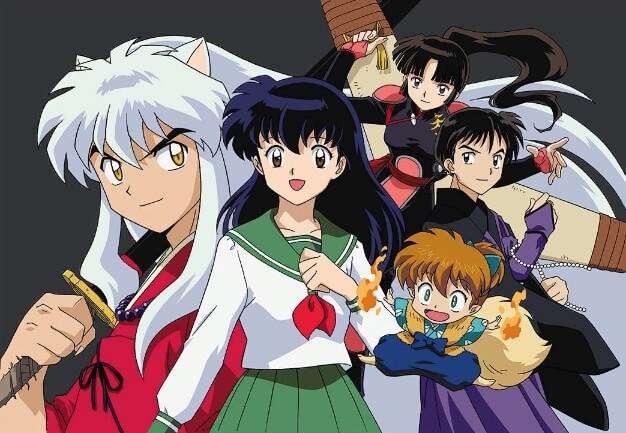 Inuyasha Anime