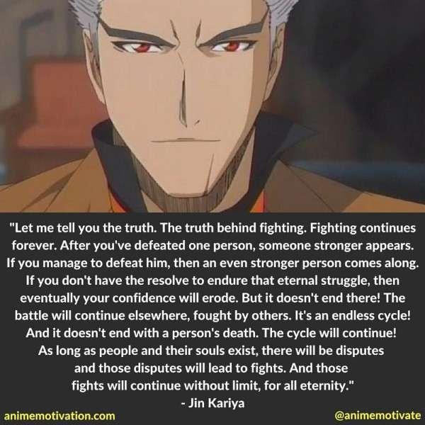 Jin Kariya Quotes 1