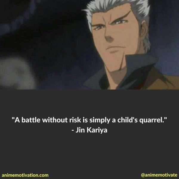 Jin Kariya Quotes 2