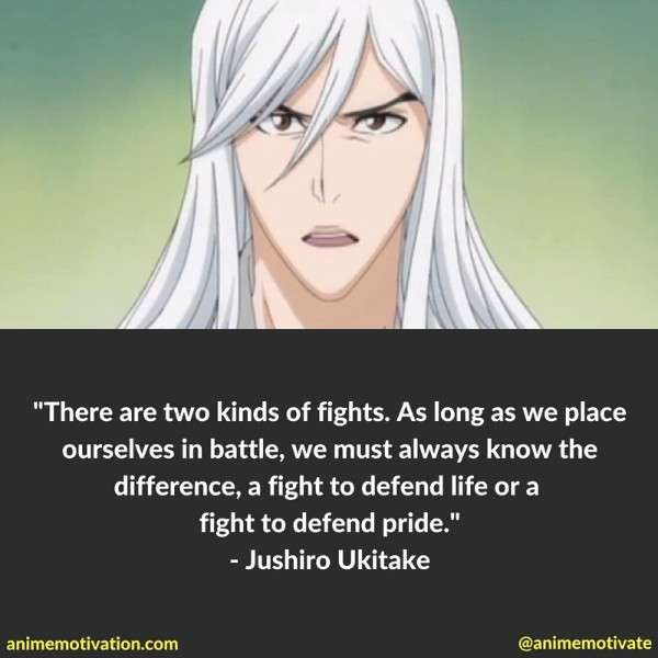 Jushiro Ukitake Quotes 1
