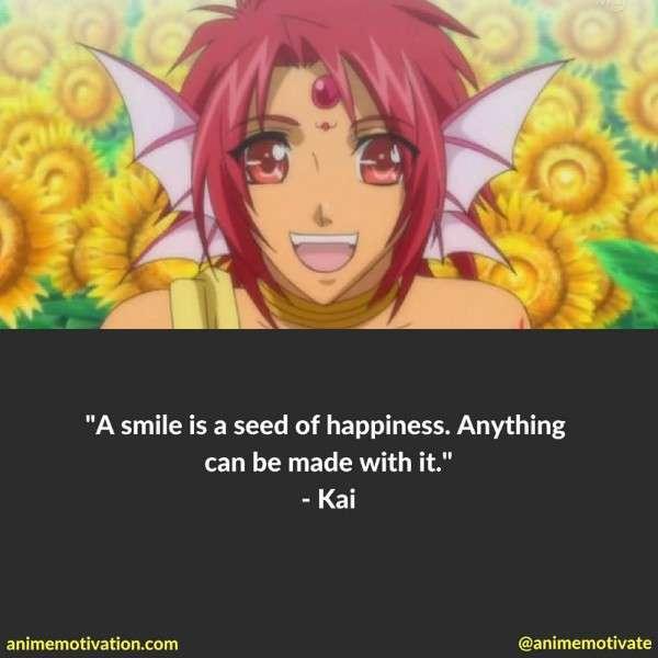Kai Quotes Neo Anime