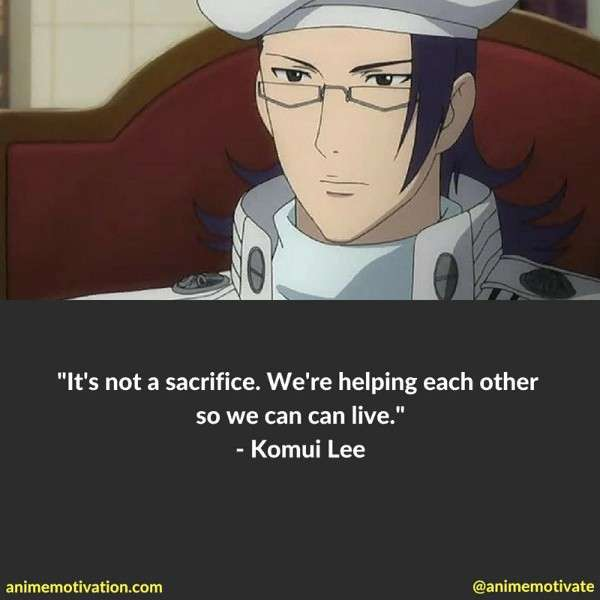 Kamui Lee Quotes 2