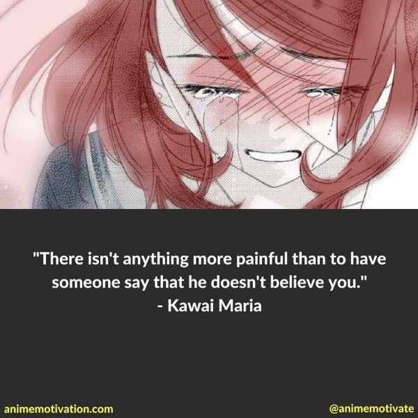 Kawai Maria Quotes
