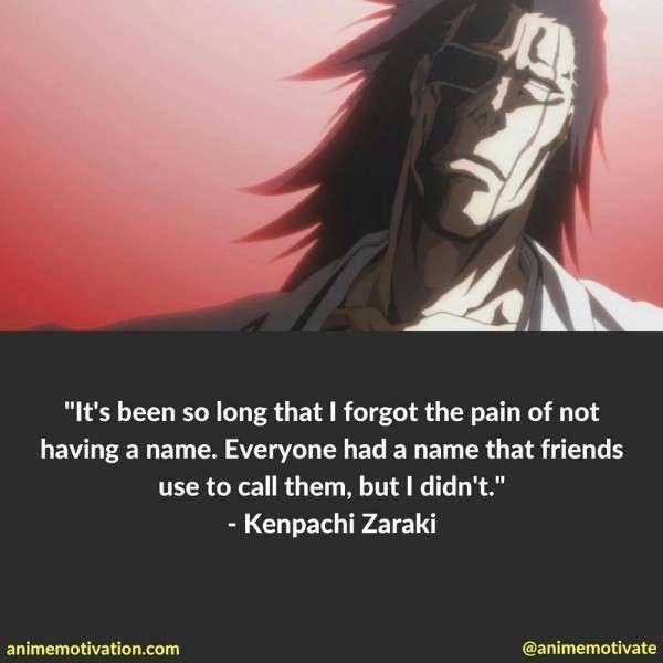 Kenpachi Zaraki Quotes 4