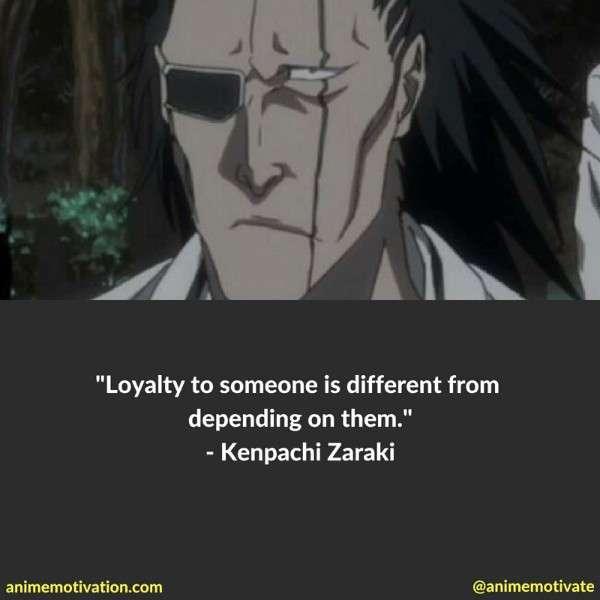 Kenpachi Zaraki Quotes 6