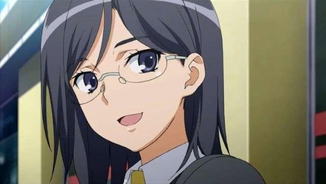 Konori Mii Smiling