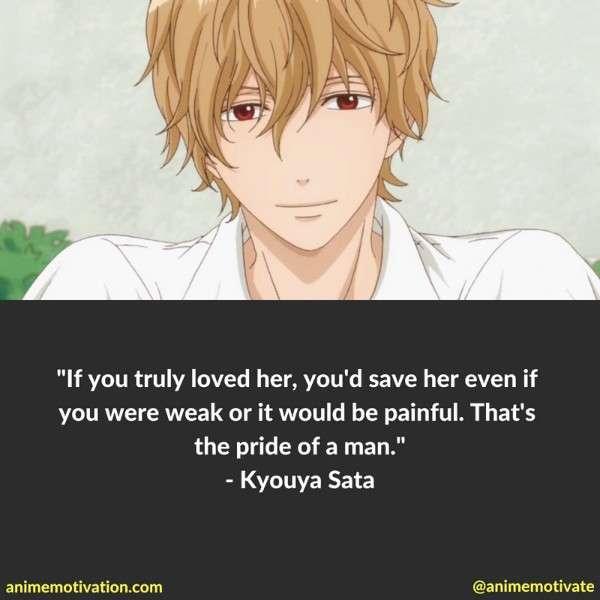 Kyouya Sata Quotes
