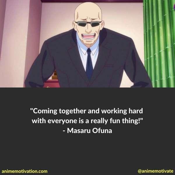 Masaru Ofuna Quotes