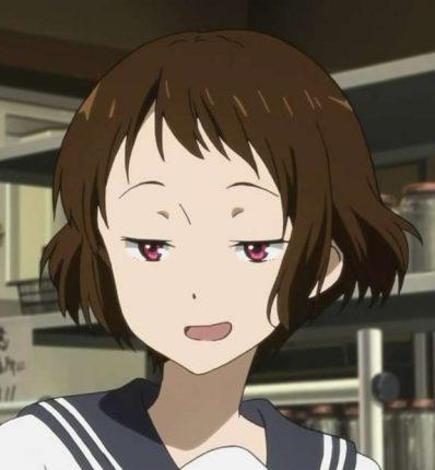 Mayaka Ibara Smug Hyouka