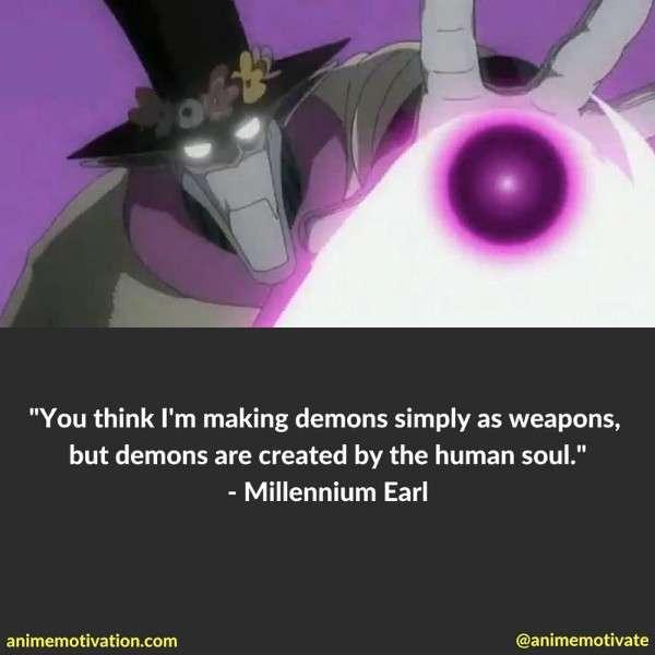 Millenium Earl Quotes