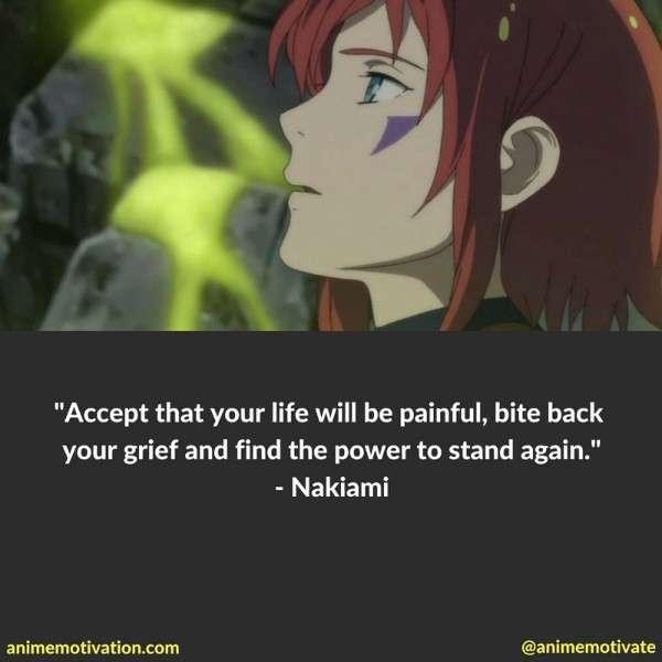 Nakiami Quotes