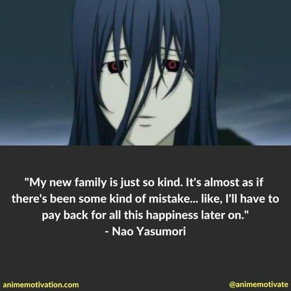 Nao Yasumori Quotes