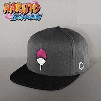 Naruto Snap Back Cap Sasuke 3