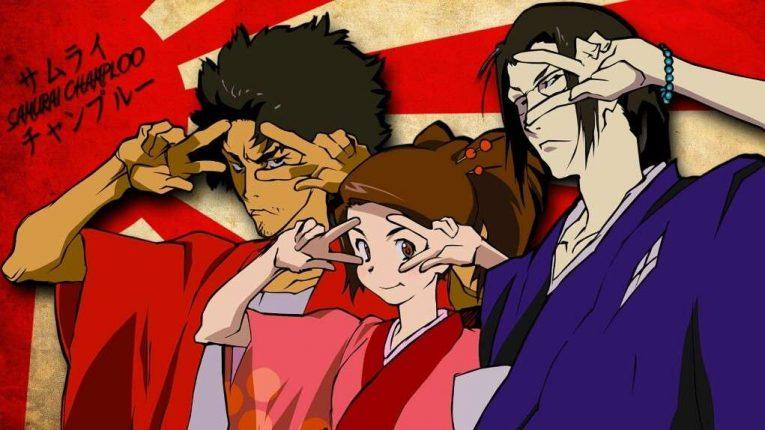 SamuraiChamplooCharactersWallpaper