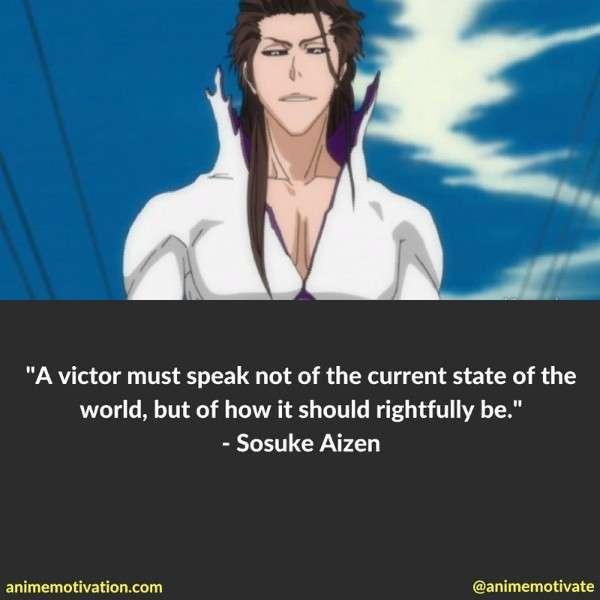 Sosuke Aizen Quotes 1