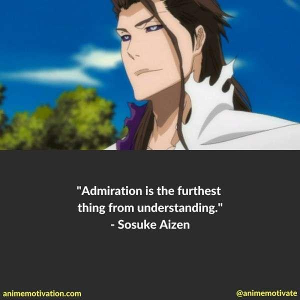 Sosuke Aizen Quotes 4