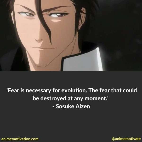 Sosuke Aizen Quotes 5