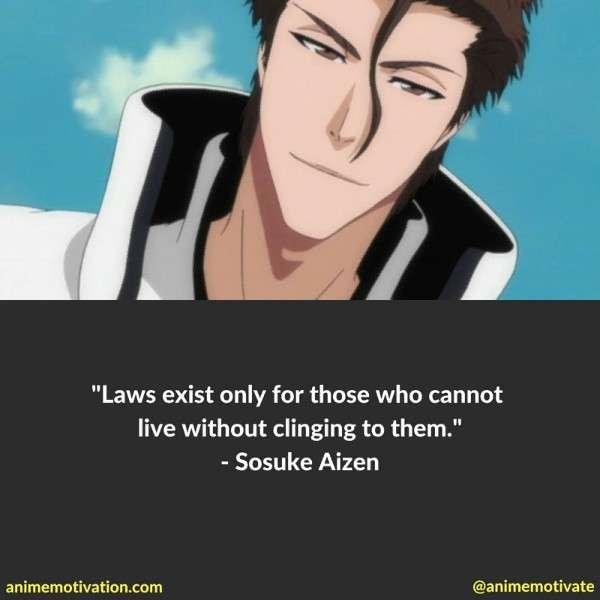 Sosuke Aizen Quotes 6