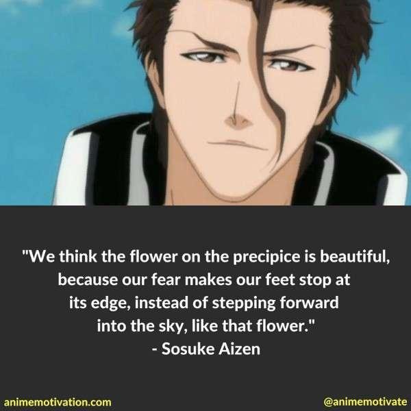 Sosuke Aizen Quotes 7