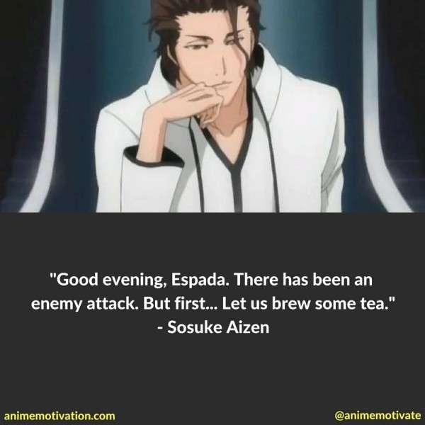 Sosuke Aizen Quotes 9