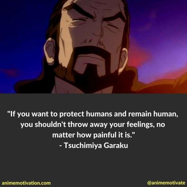 Tsuchimiya Garaku Quotes