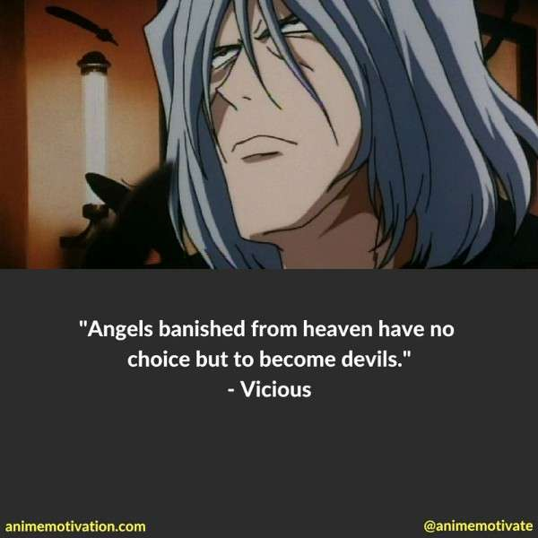 Vicious Quotes Cowboy Bebop 1