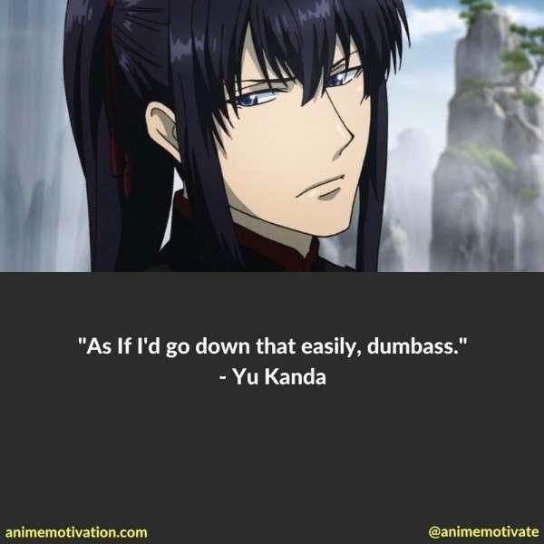 Yu Kanda Quotes 1