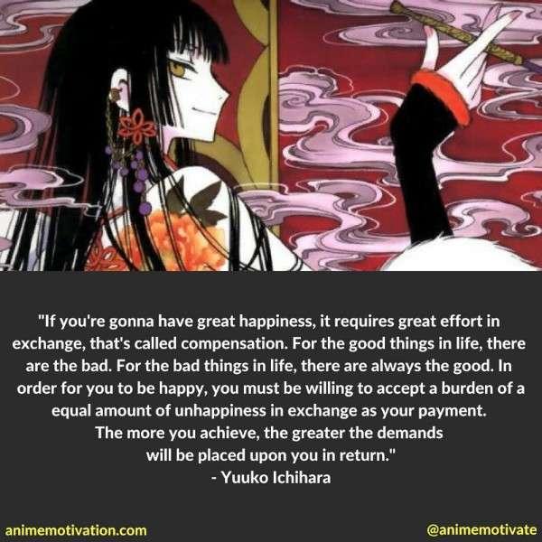 Yuuko Ichihara Quotes 1