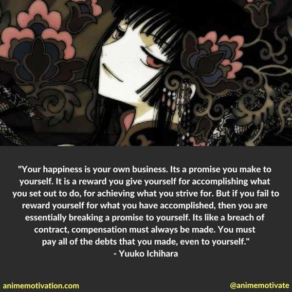 Yuuko Ichihara Quotes 2