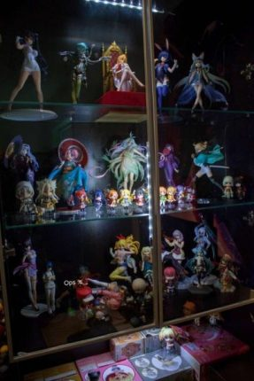 Anime Figure Collection Photos 1