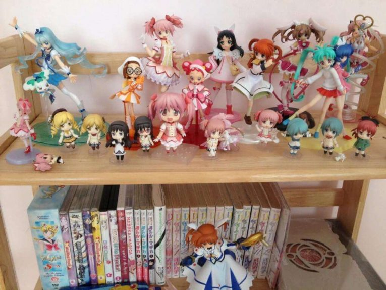 Anime Figures Magical Girls
