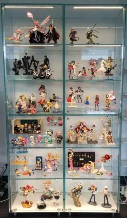 Anime Figures Of Madoka Kaname Sinon And More