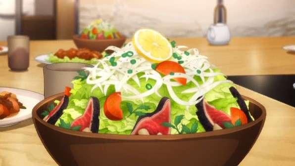Anime Vegetables