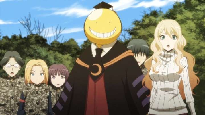 Assassination Classroom Characters
