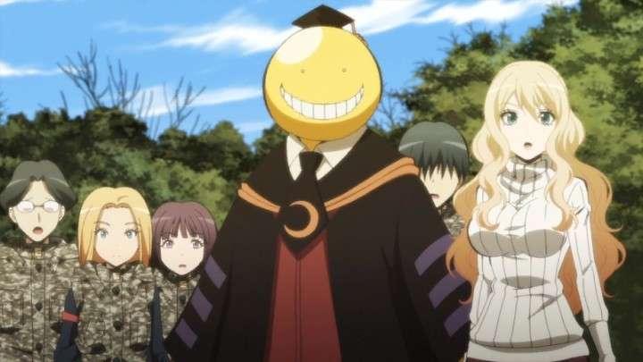 Assassination Classroom Characters