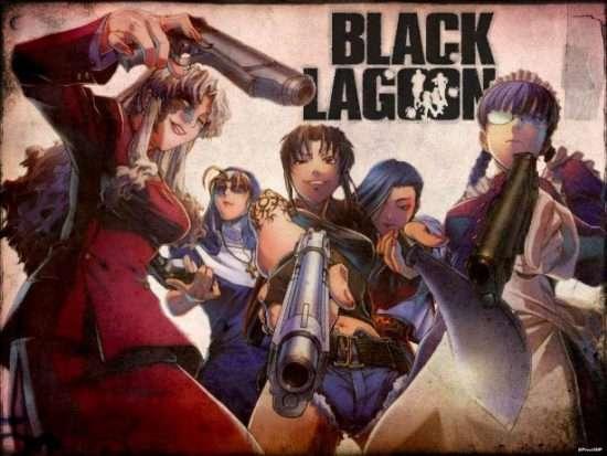 Black Lagoon Anime