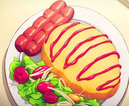Delicious Anime Food